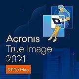 Acronis True Image 2021 3 Computers|ダウンロード版