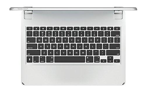 BRYDGE iPad Pro対応 12.9インチ用ハードケース一体型Bluetoothキーボード シルバー BRY6001