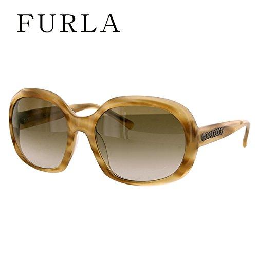 フルラ FURLA サングラス 国内正規品 SU4741G 06YZ 58サイズ アジアンフィット CASSIA UVカット【レディース】