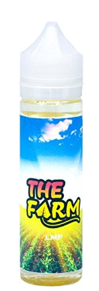 石灰岩力強い鉄道LMP 60ml 【THE FARM/ザ ファーム】 レモンパイ 電子タバコ リキッド (レモンパイ風味) 正規品