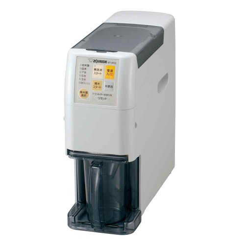 象印 家庭用無洗米精米機 2~5合 グレー BT-AF05-...