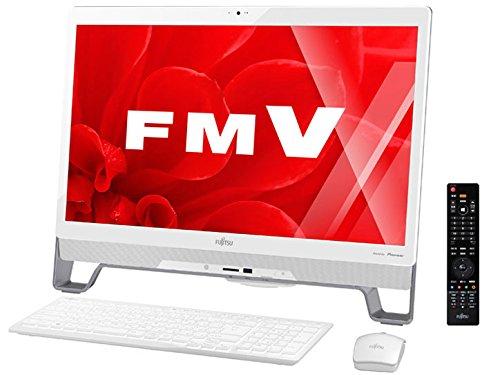 富士通 23型デスクトップパソコンFMV ESPRIMO FHシリーズ FH53/YD(Office Personal Premium プラス Office 365) FMVF53YDW