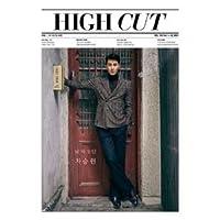 韓国雑誌HIGH CUT VOL.159/アイコン/チャ・スンウォン/ iKON/おまけ:IKON記事の翻訳、IKONはがき2枚