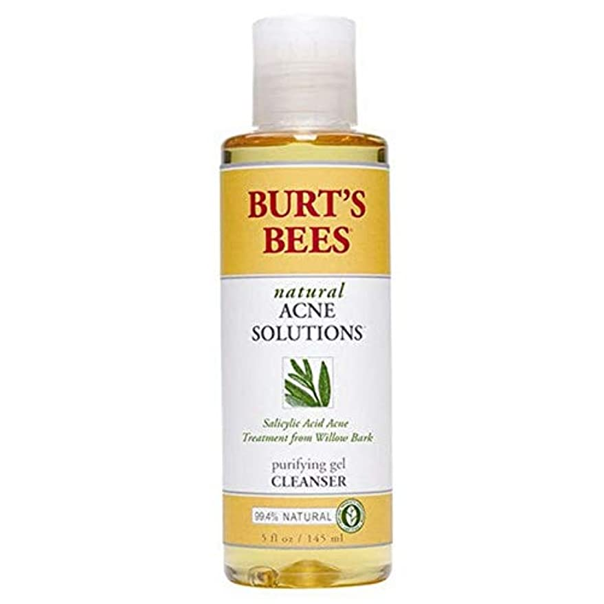 熱望するあさり信仰[Burt's Bees ] バーツビー反傷毎日クレンザー、145ミリリットル - Burt's Bees Anti Blemish Daily Cleanser, 145ml [並行輸入品]