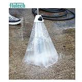高圧洗浄機水飛散防止カバー スプラッシュガード(1枚)