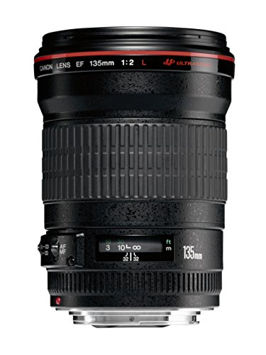 Canon 単焦点望遠レンズ EF135mm F2L USM フルサイズ対応