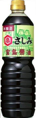 宮島醤油 さしみ醤油 1L
