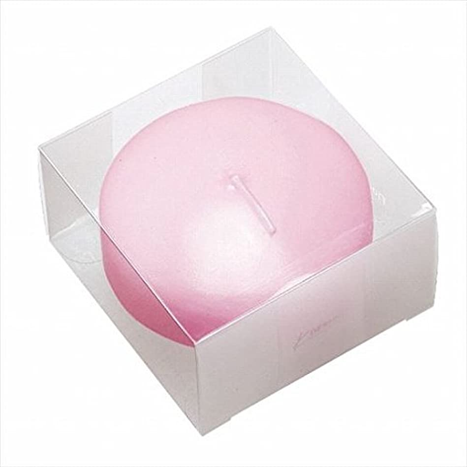 公爵夫人系統的クリーナーカメヤマキャンドル(kameyama candle) プール80(箱入り) 「 ピンク 」