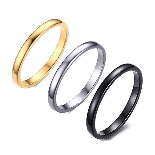 Benetta. タングステン リング 銀 シルバー 指輪 ピンキーリング メンズ レディース 男女兼用 おしゃれ シンプル 高級感 ブランド 婚約 結婚 ゆびわ プレゼント ブランドバッグ (Silver, 16号)