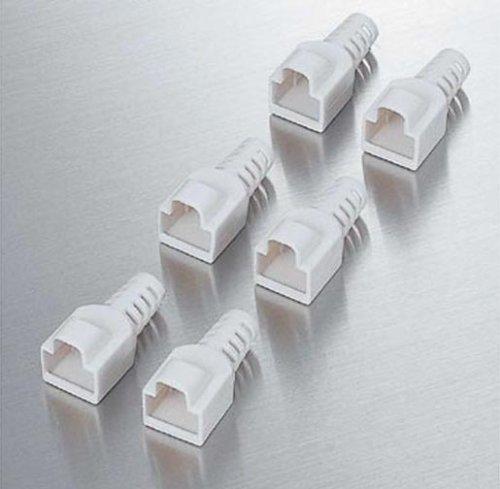 ELECOM LD-EBBE6 コネクタ保護カバー アイボリー