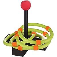 (アワンキー) Aoneky 輪投げセット ゲーム スポンジ製 子供用 おもちゃ スポーツ 安全安心 (1)
