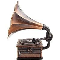 1:12 Scale Miniature Phonograph Dollhouse Accessory Gramophone Pencil Sharpener