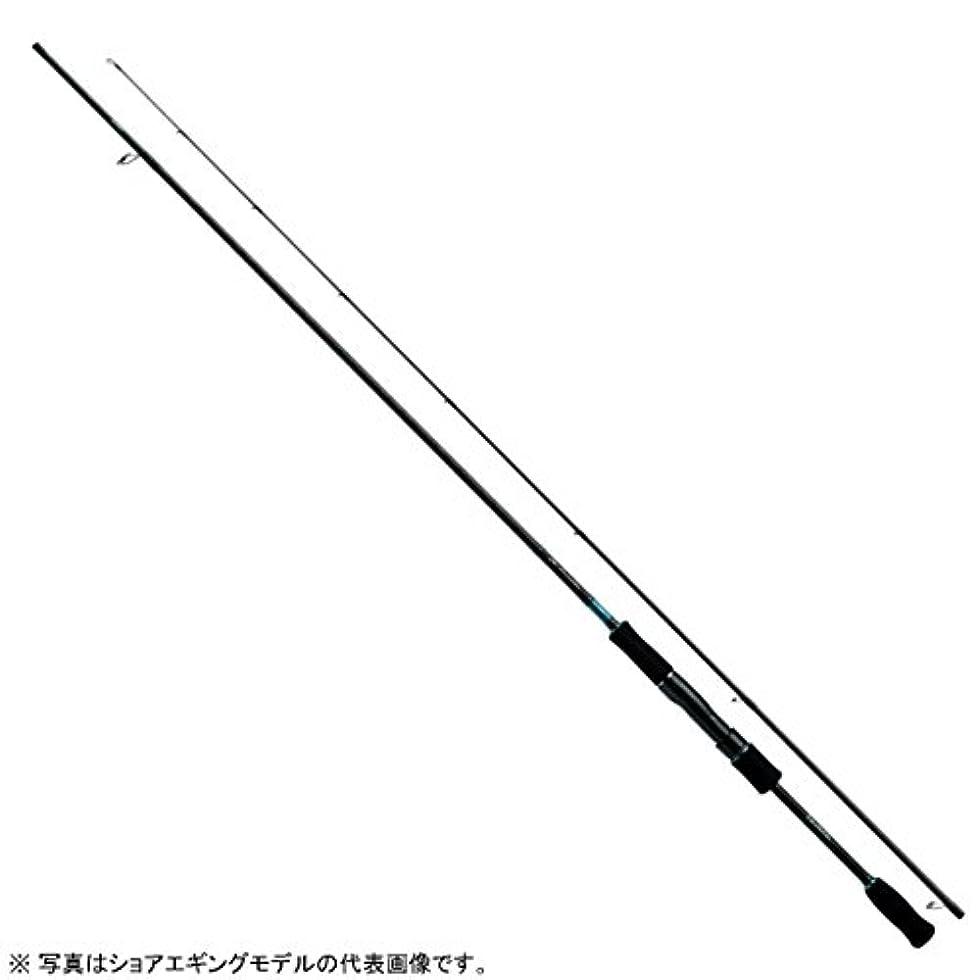 実際のするだろうアーティファクトダイワ(Daiwa) エギングロッド スピニング 8.6ft エメラルダス アウトガイド 86M エギング 釣り竿