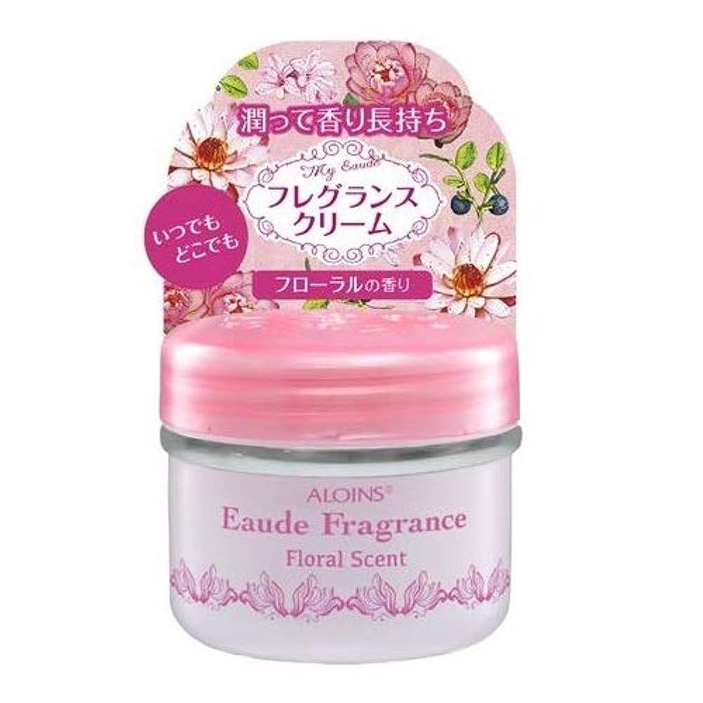 プラスチック必要ない八アロインス オーデフレグランス フローラルの香り 35g