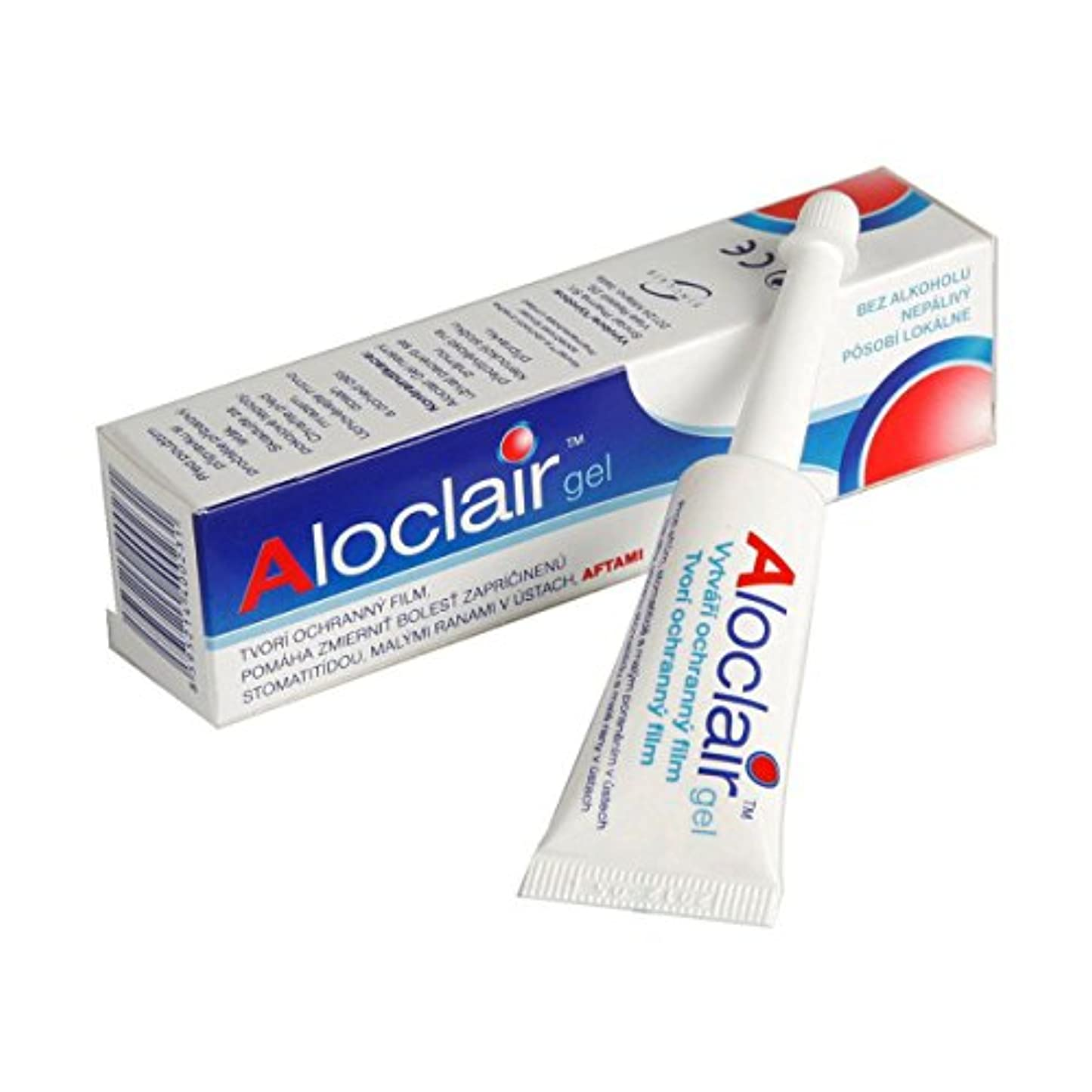 鳩支援保証するAloclair Plus Gel 8ml [並行輸入品]