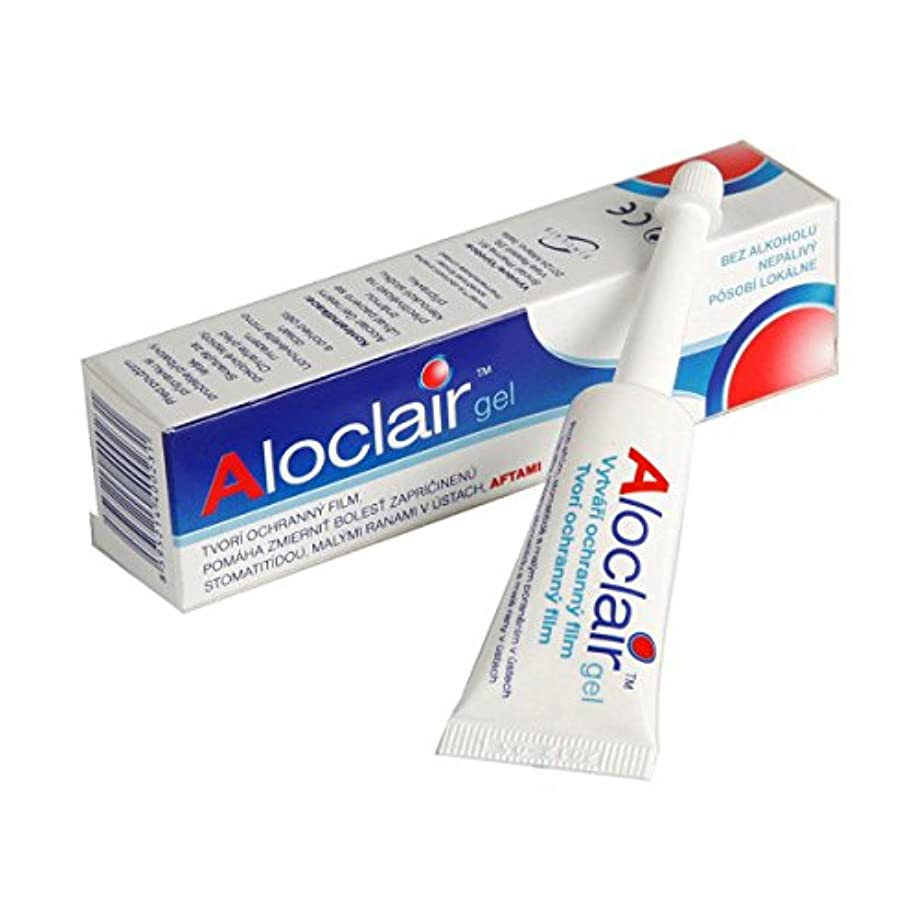 ストライド実際の傷つきやすいAloclair Plus Gel 8ml [並行輸入品]