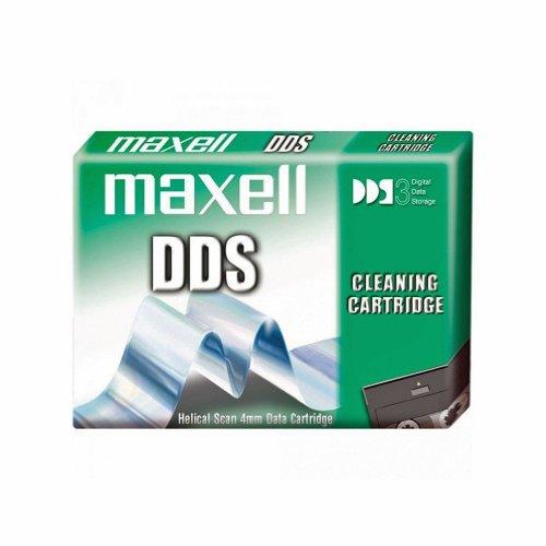 maxell DDSクリーニングカートリッジ HS-4/CL XJ B