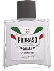 PRORASO(ポロラーソ) アフターシェーブバーム センシティブ
