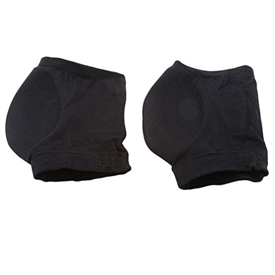 入浴宿命拡散するHKUN 靴下 ソックス かかとケア 角質ケア 保湿 角質除去 足首用 洗える メンズ レディース S-L
