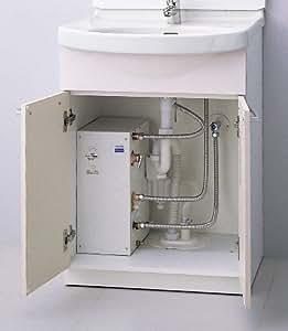 TOTO 小型電気温水器 RE06SKN 湯ぽっと 一般住宅洗面化粧台 後付けタイプ 6リットル