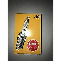 NGK (4921 BPM7Y V-Power Spark Plug (10) [並行輸入品]