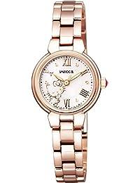 [シチズン]CITIZEN 腕時計 wicca×Hello Kitty ソーラーテックコラボレーションモデル ©'76, '16 SANRIO KP2-167-11 レディース