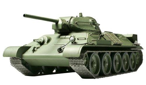1/48 ミリタリーミニチュアシリーズ ソビエト中戦車 T34/76 1941年型(鋳造砲塔)