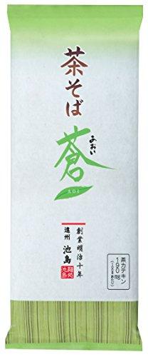 池島 茶そば蒼 500g
