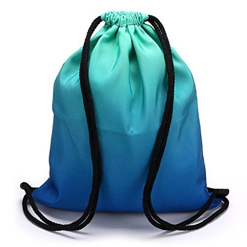 Sumnacon 巾着袋 ナップサック スポーツ ジムサック...