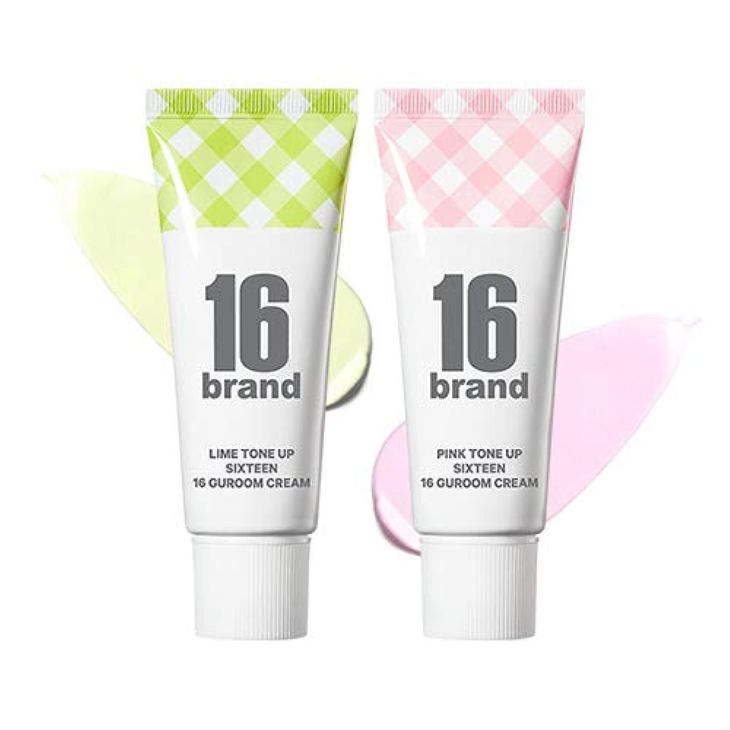 カヌー現れるフィードバック16 Brand Sixteen Guroom Pink Cream * 30ml (tube type) / 16ブランド シックスティーン クルム ピンククリーム SPF30 PA++ [並行輸入品]