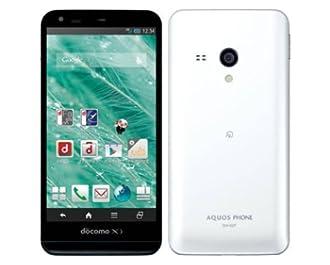 docomo AQUOS PHONE EX SH-02F [White]ホワイト 白ロム