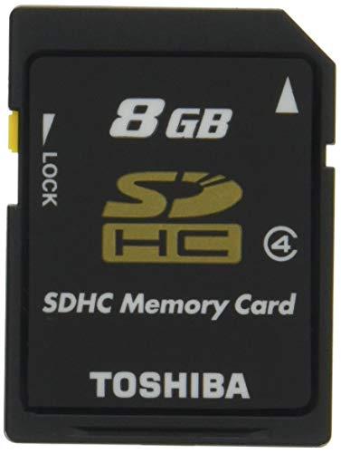 東芝 SDHC 8GB Class4 ( SD-L008G4 )