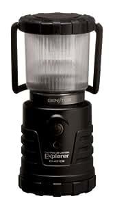 ジェントス LEDランタン エクスプローラー 【明るさ150ルーメン/連続点灯8時間】 EX-431CW