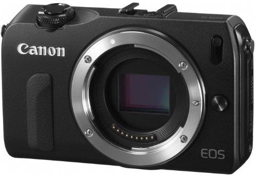 Canonミラーレス一眼カメラEOSMボディブラックEOSMBK-BODY