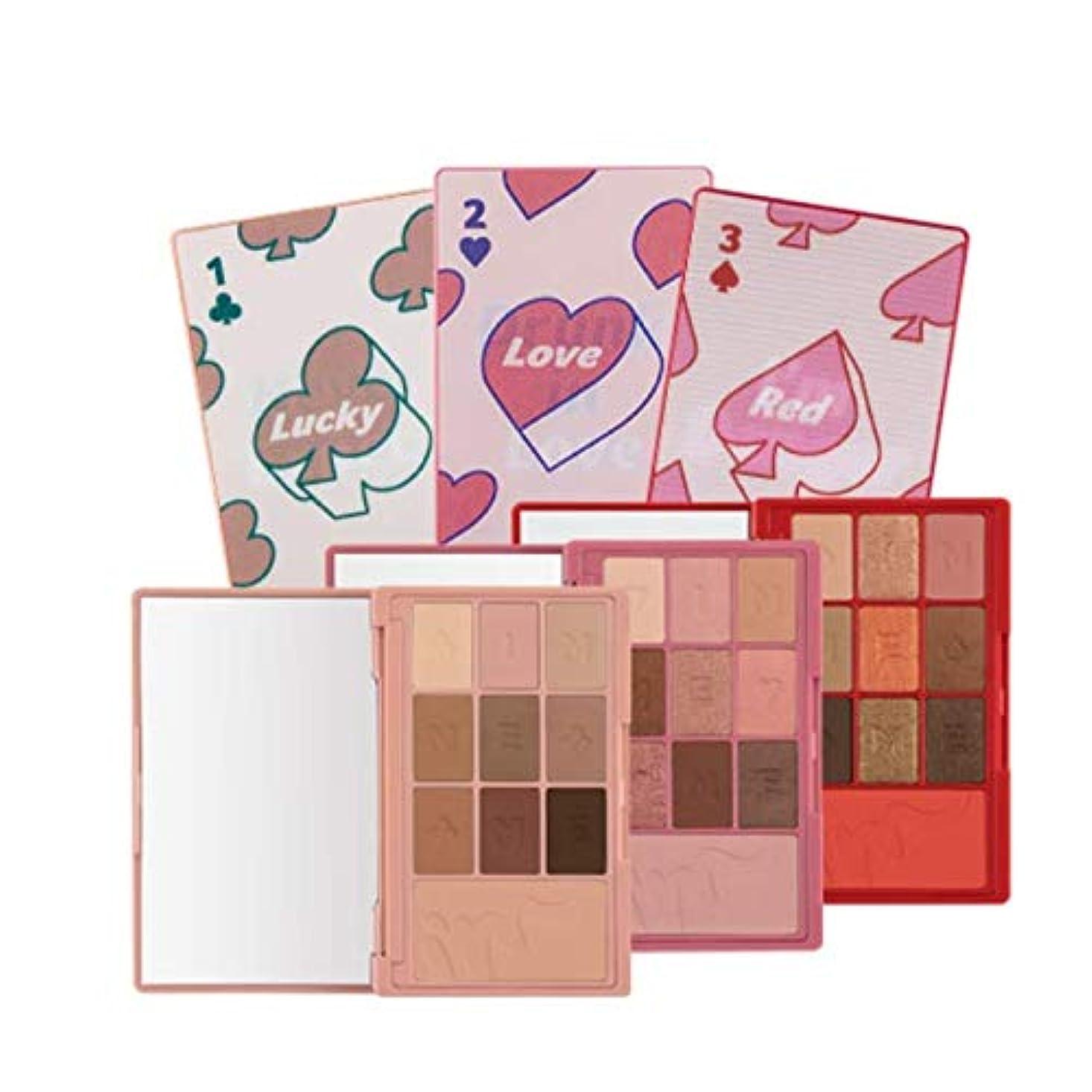 アプローチ第九バウンスアイムミミ アイム ヒドゥン カード パレット 8g I'M MEME I'M Hidden Card Palette (2. Love Card) [並行輸入品]