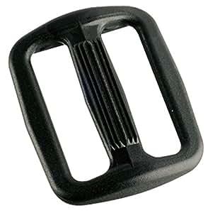 モンベル(mont-bell) テープアジャスター50mm ブラック 1124364 BK 1124364