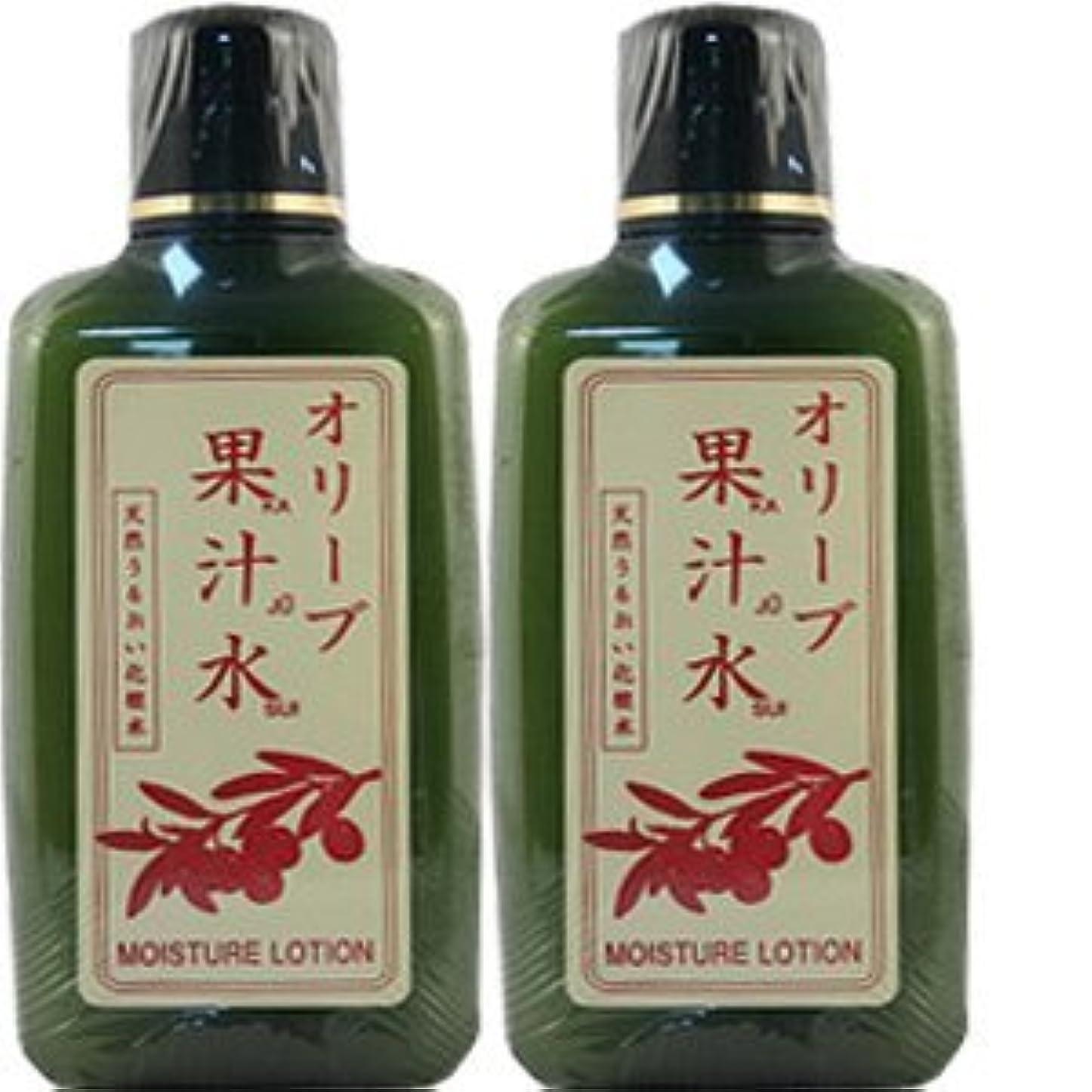 伝染性コントラスト留め金【2本】 オリーブマノン オリーブ果汁水 180mlx2個(4965363003982)