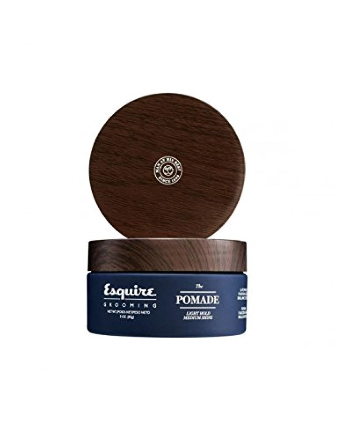アンソロジー炎上むしろCHI Esquire Grooming The Pomade (Light Hold, Medium Shine) 85g/3oz並行輸入品