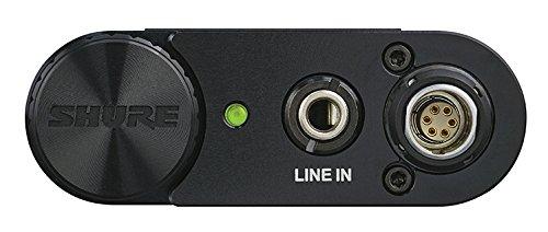 【国内正規品】SHURE KSE1500 高遮音性コンデンサー型イヤホンシステム ハイレゾ音源対応 ヘッドホンアンプ一体型 KSE1500SYS-J-P