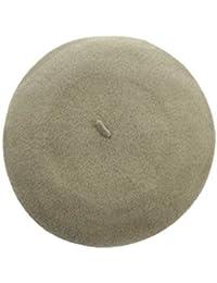 (ナチュラルベリー) NATURAL BERRY 定番シンプルウールベレー帽