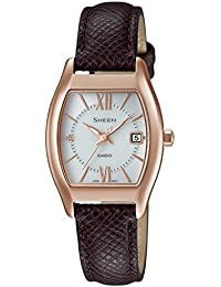 [カシオ]CASIO 腕時計 シーン ソーラータイプ SHS-4501PGL-7AJF レディース