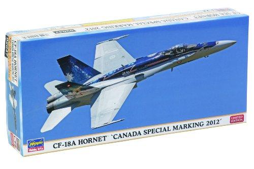 1/72 CF-18 ホーネット カナダスペシャル2012