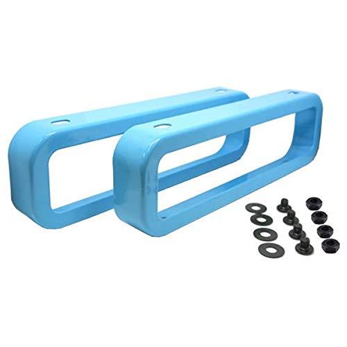 タイムリー GSTAGE ガラステーブル用 脚2本セット [ ブルー ] GSTAGE-LEGSBL