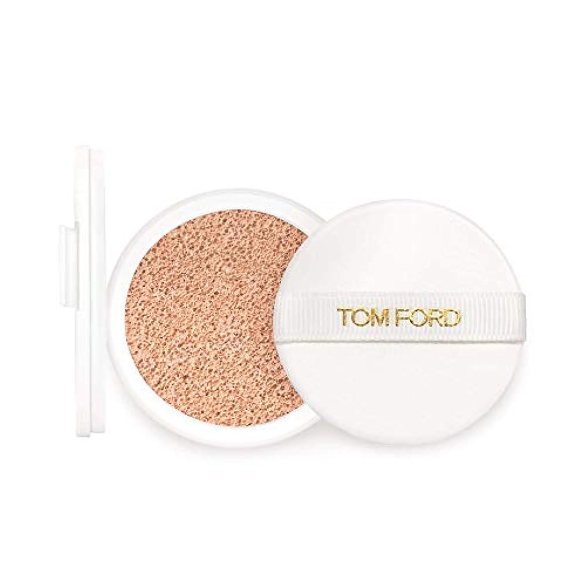 ぼんやりしたリングレット中央値トム フォード Soleil Glow Tone Up Hydrating Cushion Compact Foundation SPF40 - # 0.5 Porcelain 12g/0.42oz並行輸入品