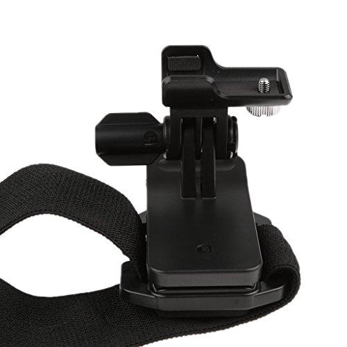 Lovoski  Sony スポーツカメラ用 クリップ クランプ ヘッド キャップ マウント