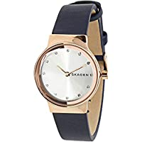 Skagen Women's SKW2744 Analog Quartz Blue Watch