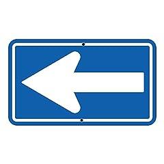【395-421】道路用標識 一方通行