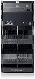 ヒューレット・パッカード ML110 G6 BM101A Xeon X3430 2.4GHz メモリ1GB DVD-ROM HDDレス OS無し