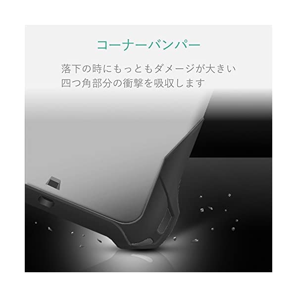 エレコム iPhone X ケース カバー 衝...の紹介画像3