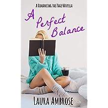 A Perfect Balance: A Lesbian Romance (Romancing the Page Book 2)